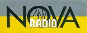 Logo Radio Nova années 80