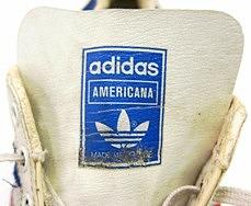 Languette Adidas Americana