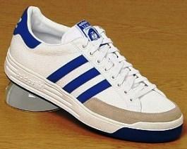 Basket Adidas Nastase des années 80