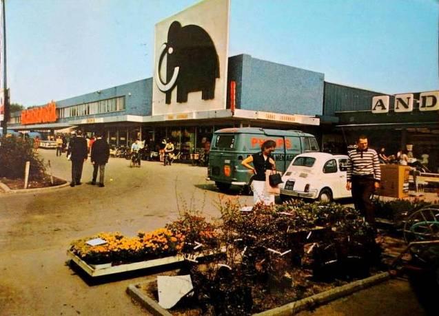 L hypermarch mammouth de notre enfance eighties - Colle cleopatre auchan ...