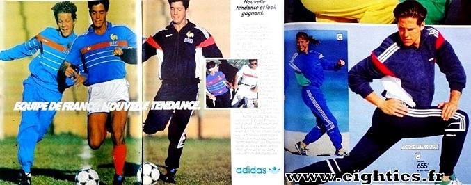 Survetement Adidas Challenger des années 80