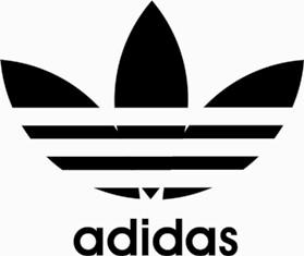 Logo Adidas vintage
