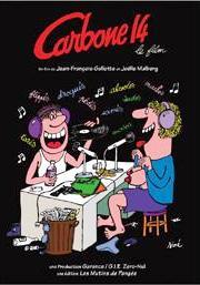 DVD Carbone 14 radio pirate des années 80
