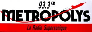 Logo radio metropolys