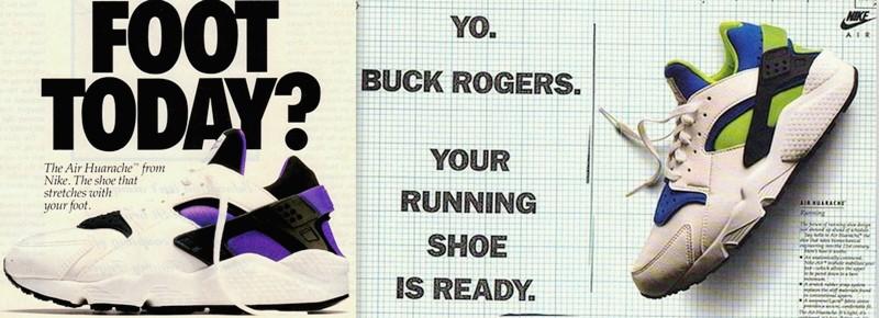 Les baskets Nike des années 80 90 ! Eighties