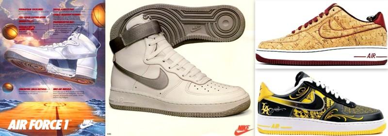 Nike air force one 1982