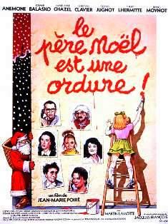 Affiche Le Père Noël est une ordure 1982