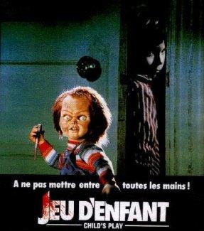 Affiche Film Chucky Jeu d'enfant