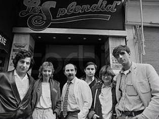 La troupe du Splendid années 80 Jugnot Clavier Lhermitte Balasko Chazel Moynot