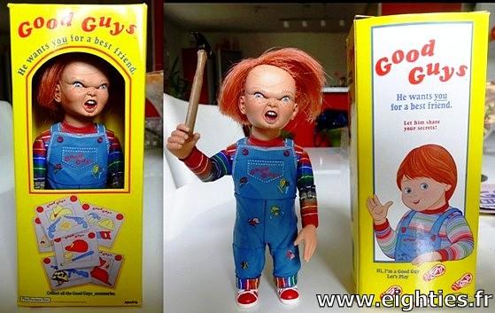 Figurine Chucky poupée Good guys