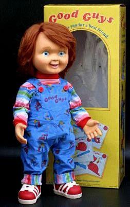 Poupée Chucky Good Guys