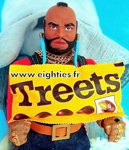 Mister_T_figurine_poupee_années_80_barracuda_chocolat_Treets_eighties_FR