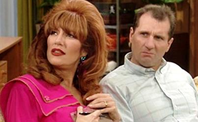 Série mariés 2 enfants Peggy et Al Bundy