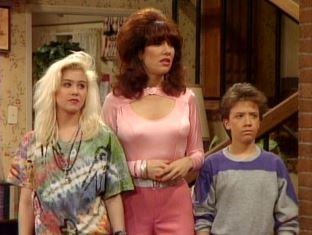 Série mariés 2 enfants Peggy Bundy