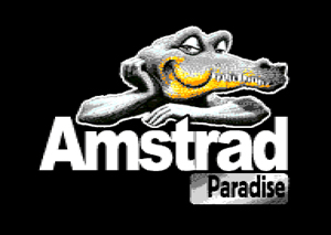 Logo Amstrad Paradise