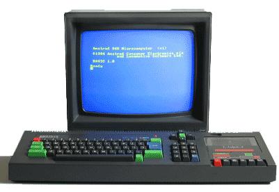 Amstrad CPC 464 1984 Ordinateur des Années 80