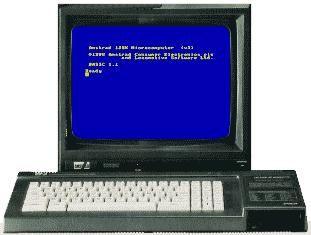 Amstrad CPC 6128 Ordinateur années 80