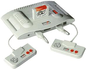 Console Amstrad GX 4000 Années 80 90