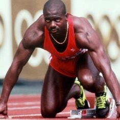 Ben Johnson Jeux Olympiques Séoul1988