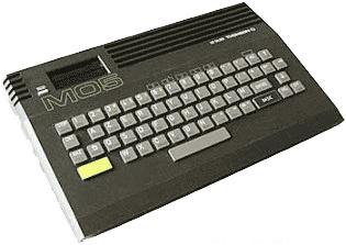 Ordianteur Thomson MO5 années 80
