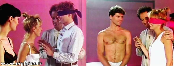 Coquin Maillard Emission Sexy Folies Antenne 2 1986