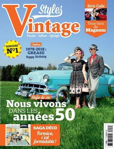 Couverture Styles Vintage 1