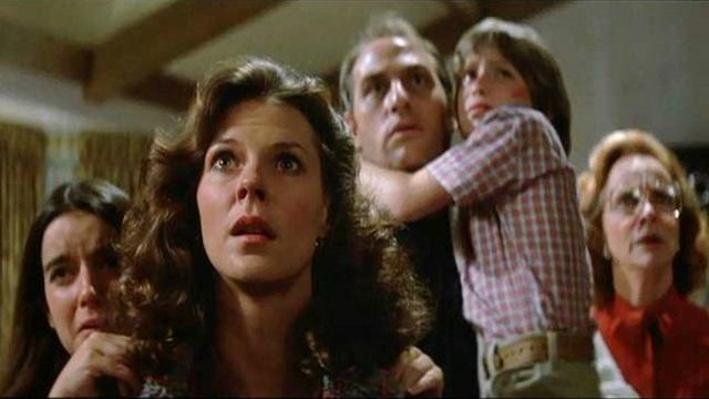 Poltergeist cinema années 80 - Famille - Eighties