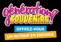 Logo Générations Souvenirs