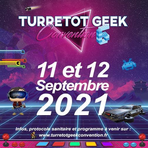Turretot Geek Convention 6
